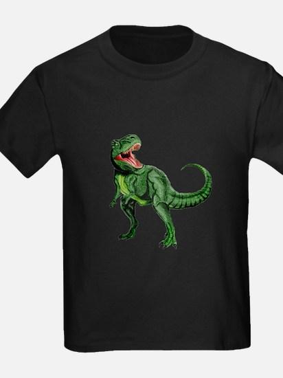 Tyrannosaurus T