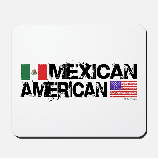 Mexican American Mousepad