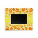 Cougar Tracks Sunny Picture Frame