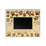 Cougar Tracks Brown Picture Frame