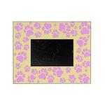 Cougar Tracks Pink Picture Frame