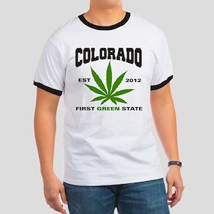 Colorado Cannabis 2012 Ringer T