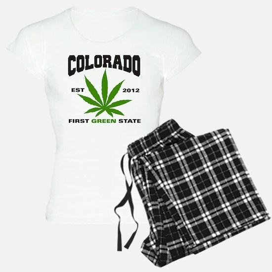 Colorado Cannabis 2012 Pajamas