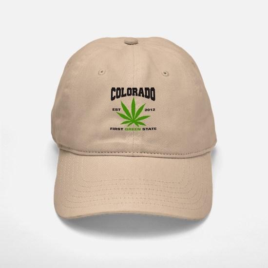 Colorado Cannabis 2012 Baseball Baseball Cap
