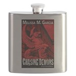 Chasing Demons by Melissa M. Garcia Flask
