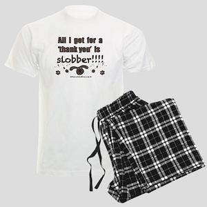 slobber Men's Light Pajamas