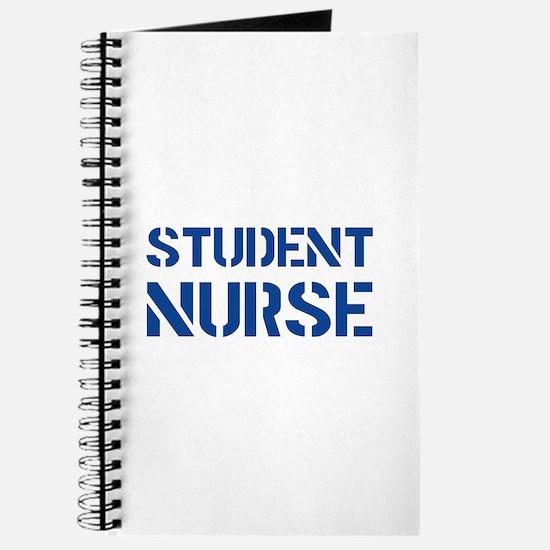Student Nurse Stencil Journal