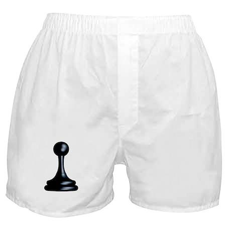 Black Pawn Boxer Shorts