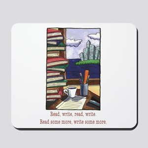 Read Write Mousepad