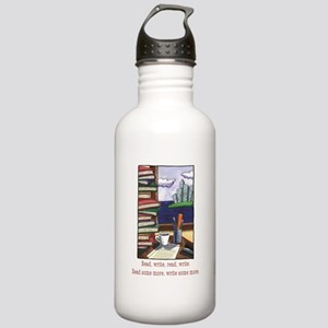 Read Write Stainless Water Bottle 1.0L