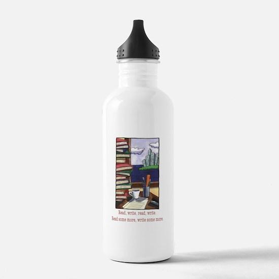 Read Write Water Bottle