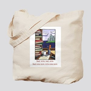 Read Write Tote Bag