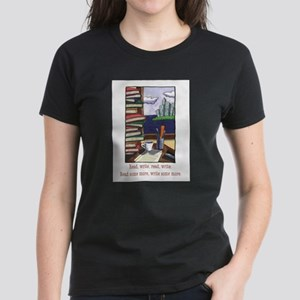 Read Write Women's Dark T-Shirt