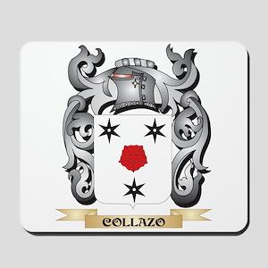 Collazo Family Crest - Collazo Coat of A Mousepad