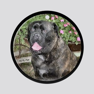 Bullmastiff Art Ornament (Round)