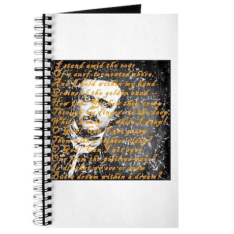 E A Poe A Dream Within a Dream Journal
