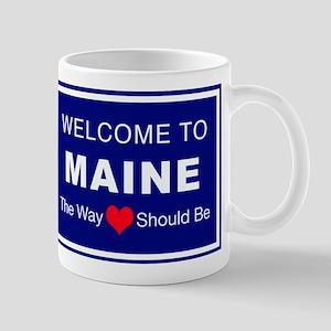 Maine Love Mug