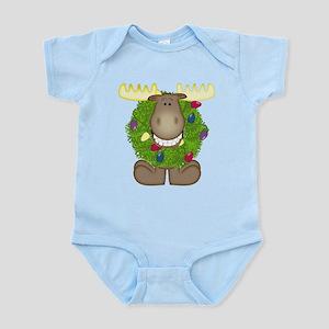 Merry Christmoose Infant Bodysuit