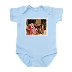 Tristan & Isolde Infant Creeper