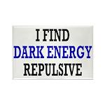 I Find Dark Energy Repulsive Rectangle Magnet