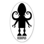 Robopus Sticker