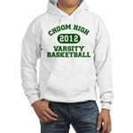 Choom High Varsity Basketball Hooded Sweatshirt