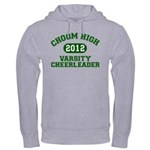 Choom High Varsity Cheerleader Hooded Sweatshirt