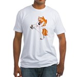 DTrace Cute Pony Fitted T-Shirt