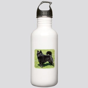 Schipperke AF071D-355 Stainless Water Bottle 1.0L