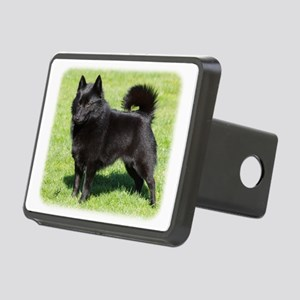 Schipperke AF071D-355 Rectangular Hitch Cover