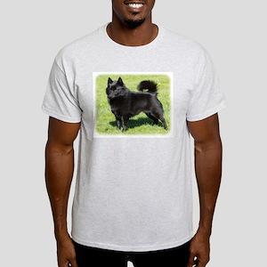 Schipperke AF071D-355 Light T-Shirt