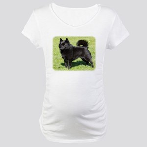 Schipperke AF071D-355 Maternity T-Shirt