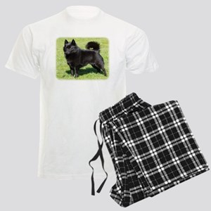 Schipperke AF071D-355 Men's Light Pajamas