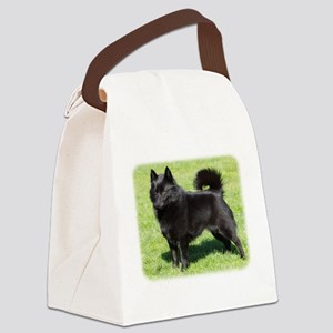 Schipperke AF071D-355 Canvas Lunch Bag