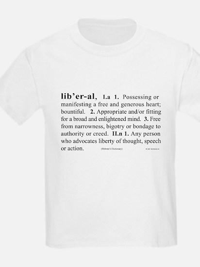 Liberal Kids T-Shirt