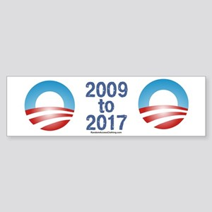 OBAMA 2013 Bumper Sticker