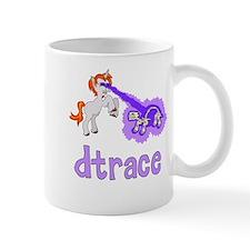 DTrace Laser Pony Mug