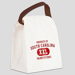 Property of South Carolina Canvas Lunch Bag