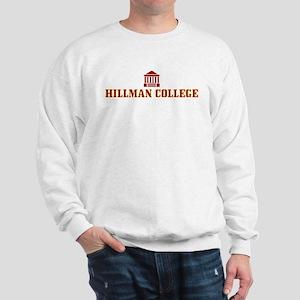 Hillman College Sweatshirt
