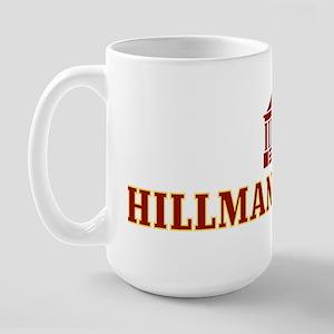 Hillman College Large Mug