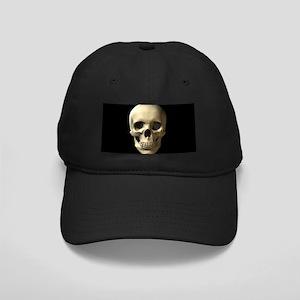 Dead Skull - Black Cap