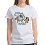 GOAT Ask Me About my Grandkids Women's T-Shirt