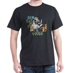 GOAT Ask Me About my Grandkids Dark T-Shirt
