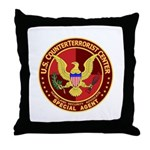 Counter Terrorism -  Throw Pillow