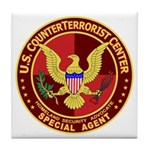 Counter Terrorism - Tile Coaster
