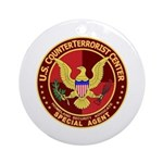 Counter Terrorism - Ornament (Round)