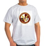 U.S. CounterTerrorist Center Ash Grey T-Shirt