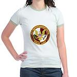 U.S. CounterTerrorist Center Jr. Ringer T-Shirt