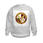 U.S. CounterTerrorist Center Kids Sweatshirt