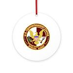 U.S. CounterTerrorist Center Ornament (Round)